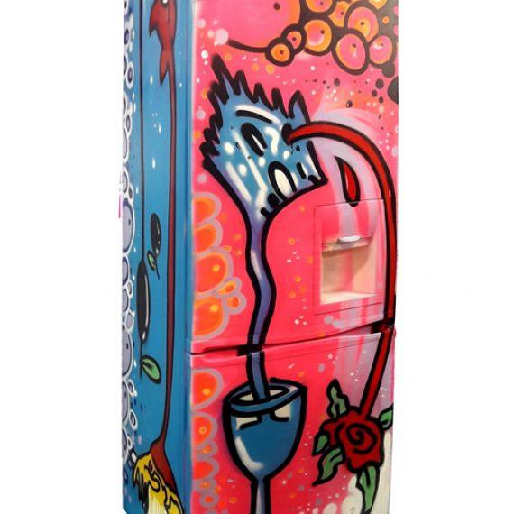 frigorifero il duomo d'acqua 2.10 x 70 cm